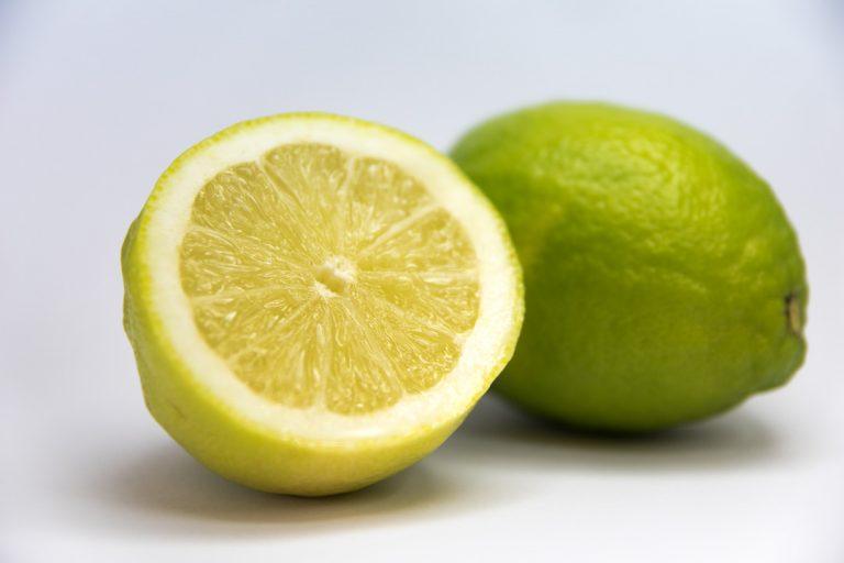 Limones frutas y verduras bilcosa mercabilbao