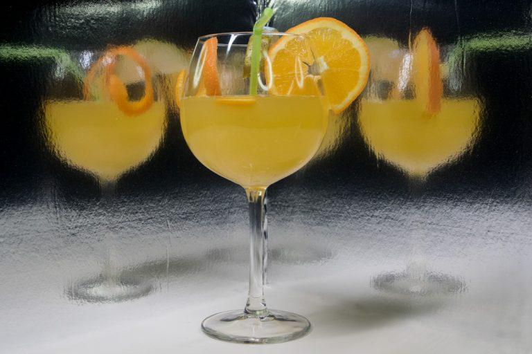 Zumo de piña bilcosa mercabilbao que parece naranja