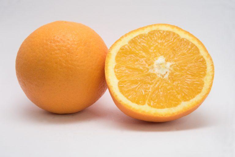 Naranjas cortada Fruta Bilcosa
